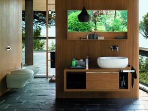 Łazienka w afrykańskim stylu