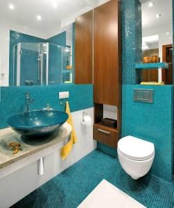 Morska łazienka
