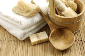 Ekologiczne dodatki łazienkowe
