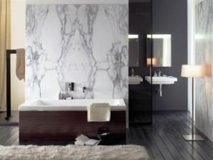 Salon kąpielowy w nowoczesnym stylu