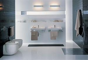 Łazienka połączona z toaletą