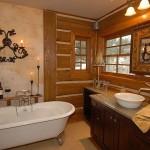 Wiejska łazienka