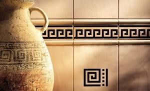 Płytki łazienkowe z ciekawym egipskim motywem