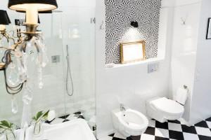 łazienka W Stylu Eklektycznym Aranzujemylazienkepl