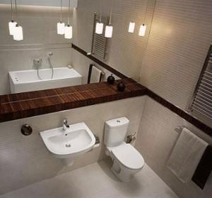 Montaż Lustra W łazience Aranzujemylazienkepl