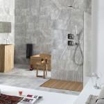 Aranżacja ascetycznej łazienki
