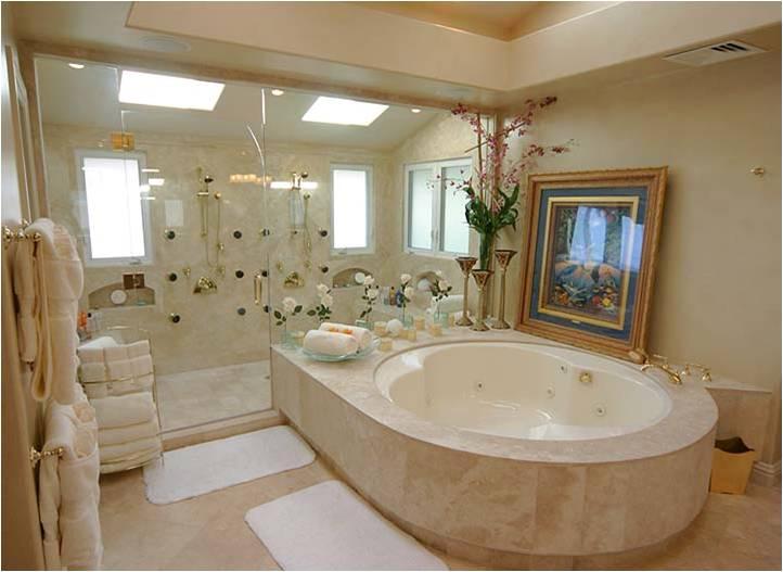 Łazienka luksusowa