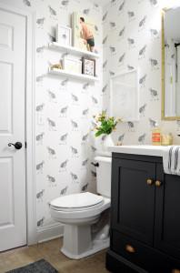 Zmiany w łazience