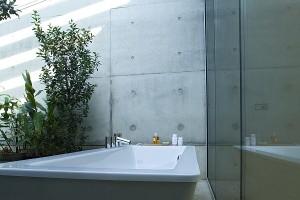 Minimalistyczny styl łazienki