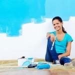 Malowanie łazienki