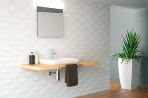 Aranżacja łazienki dla singla