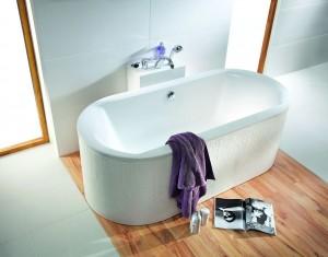 Klasyczny salon kąpielowy