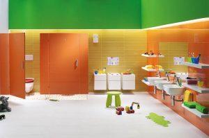 Łazienka dla malucha