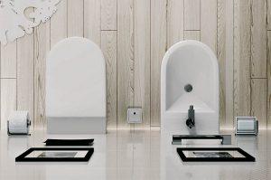 Dodatki do jasnej łazienki