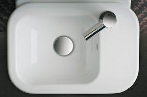 Czyste urządzenia sanitarne