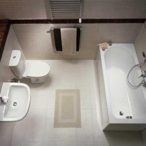 Czystość w łazience