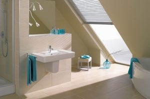 Dodatkowe łazienki w domku