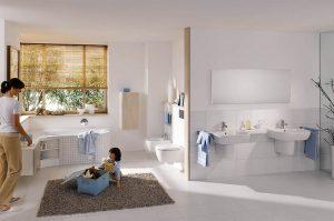 Bezpieczna łazienka dla dzieci