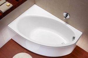 Łazienka bez ostrych krawędzi