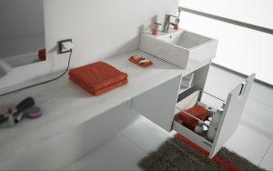 Meble w nowoczesnej łazience