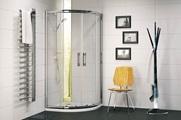 Komfortowy prysznic