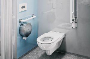 Akcesoria w łazience dla osób niepełnosprawnych
