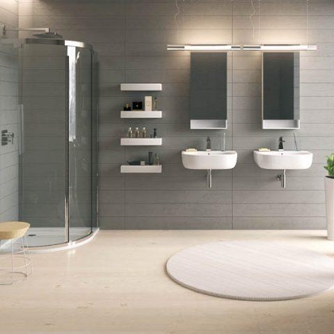Łazienka dobrze zaplanowana