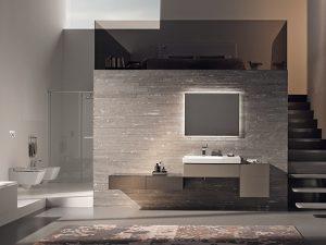 Naturalna aranżacja łazienki