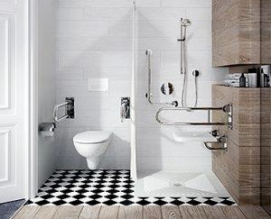 Aranżacja funkcjonalnej łazienki