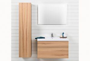 Plan łazienki na poddaszu
