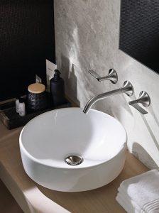 Elegancka umywalka