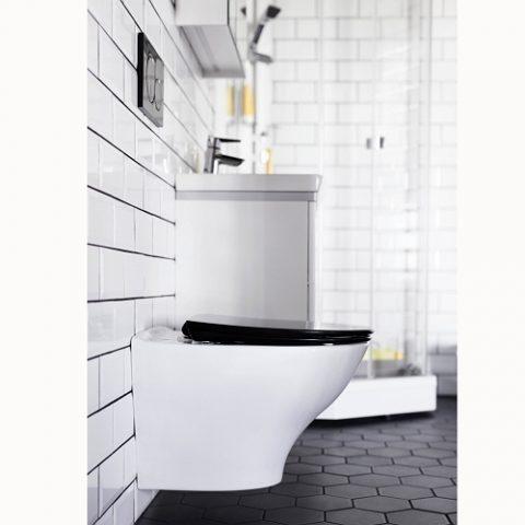 Ciekawa aranżacja łazienki