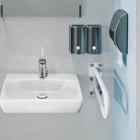 Udogodnienia w łazience dla osób niepełnosprawnych