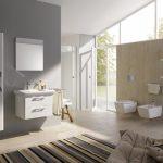 Estetyczna, funkcjonalna łazienka