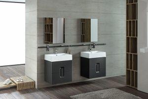 Eleganckie płytki w łazience